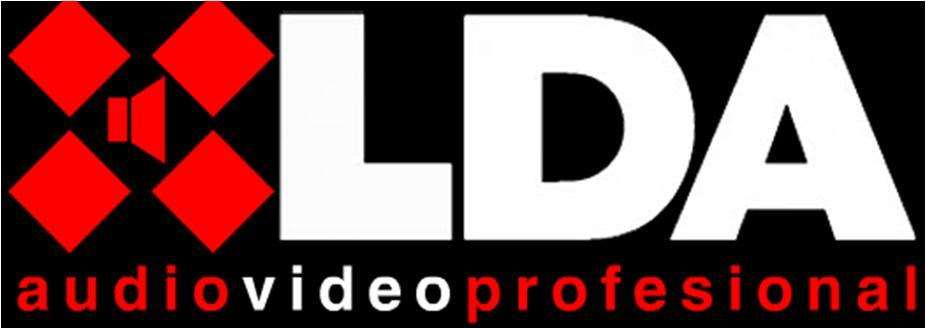 LDA audio y video profesional